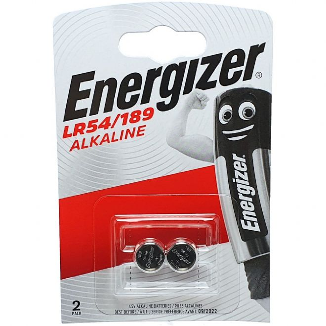 Energizer LR54 189 1.5V Alkaline Batteries | Battery Buddy